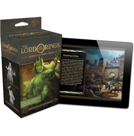 Lord of the Rings: Journeys in Middle-Earth: Dwellers In The Darkness