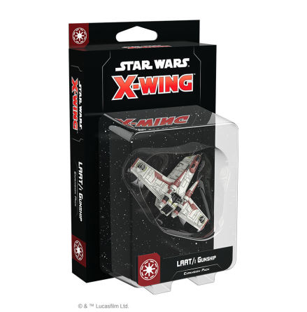 Star Wars X-Wing LAAT/i Gunship