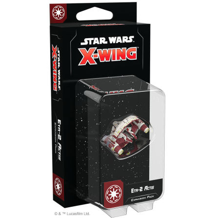 Star Wars X-Wing Eta-2 Actic