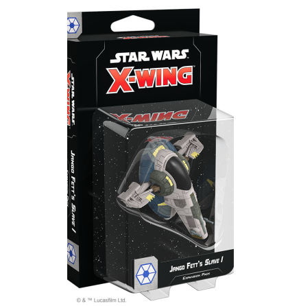 Star Wars X-Wing Jango Fetts Slave 1