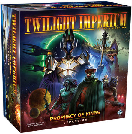 Twilight Imperium Prophecy of Kings Exp