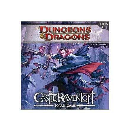 D&D Boardgame: Castle Ravenloft
