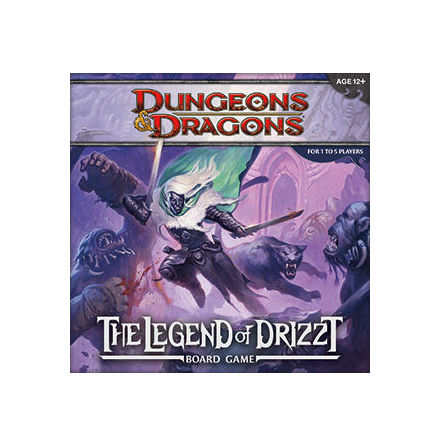 D&D Boardgame: Legend Of Drizzt