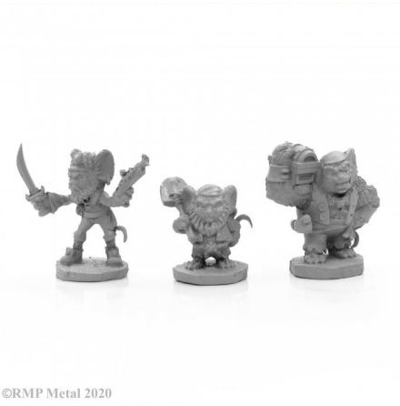 PIRATE MOUSLING CREW