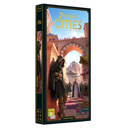 7 Wonders: Cities Nordic 2nd Ed