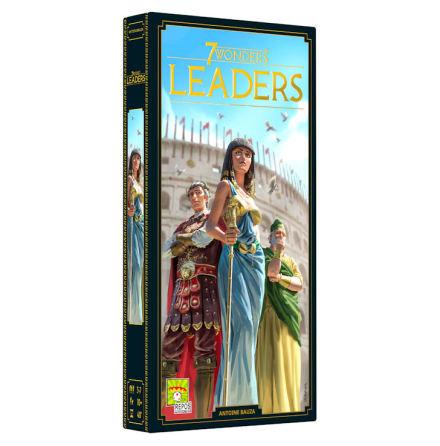 7 Wonders: Leaders Nordic 2nd Ed