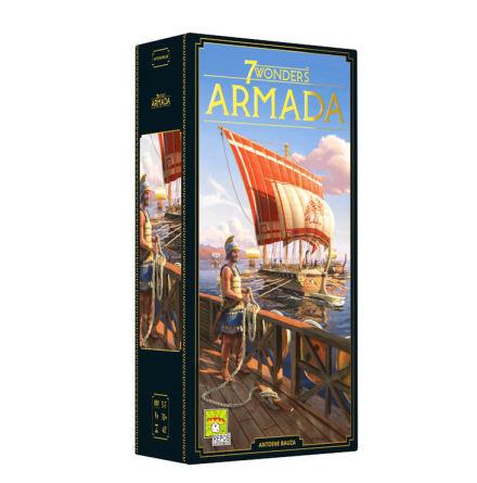 7 Wonders: Armada Nordic 2nd Ed