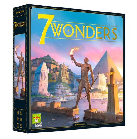 7 Wonders: Nordic 2nd Ed