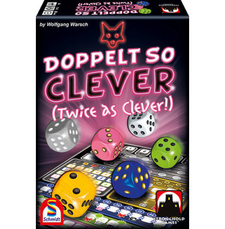 Twice As Clever / Doppelt So Clever (EN)