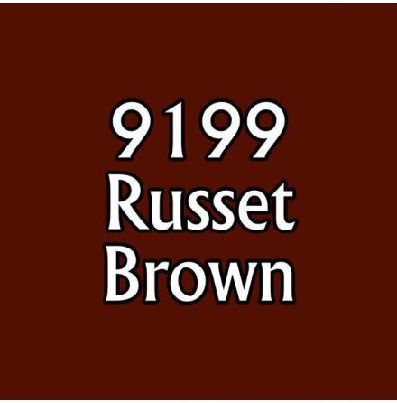Master Paint Russet Brown