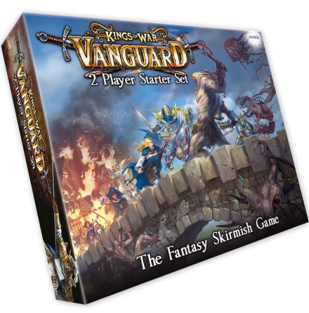 VANGUARD: Two Player Starter Set
