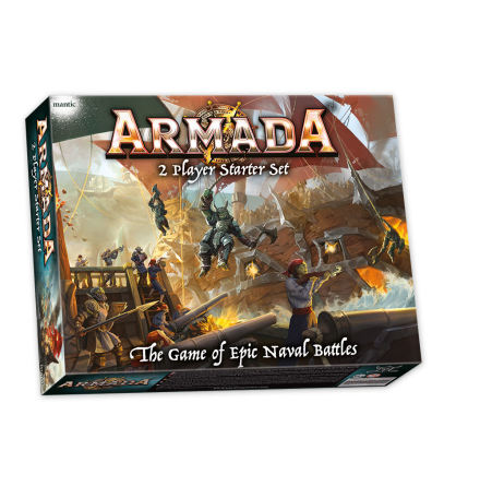 Armada Two Player Starter Set (Release November 2020)