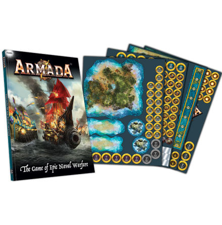 Armada Rulebook & Counters (Release November 2020)