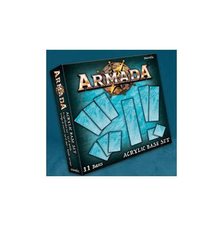 KoW Armada: Acrylic Bases Set