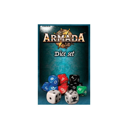 Armada Extra Dice set (Release November 2020)
