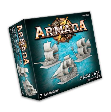 KoW Armada: Basilean Starter Fleet