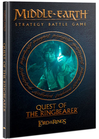 MIDDLE EARTH SBG: QUEST OF THE RINGBEARER (ENG)