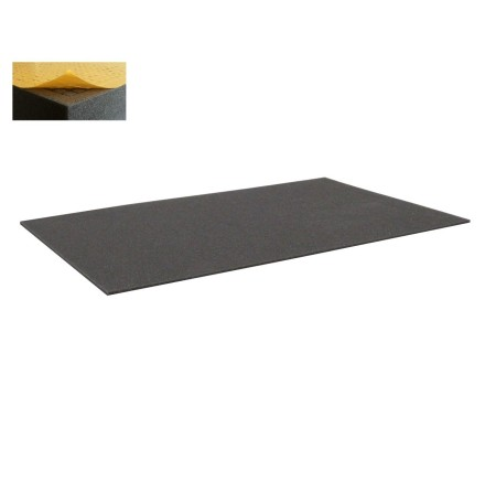 DS010BS 10 MM DOUBLE-SIZE FOAM BASE / CUTTING - SELF-ADHESIVE