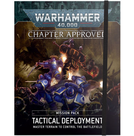 40K: TACTICAL DEPLOYMENT MISSION PACK (ENG)