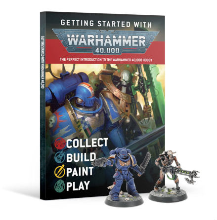 GETTING STARTED WITH WARHAMMER 40K (ENG, 2020)