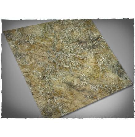 Game mat – Urban Wasteland 44x30 inch