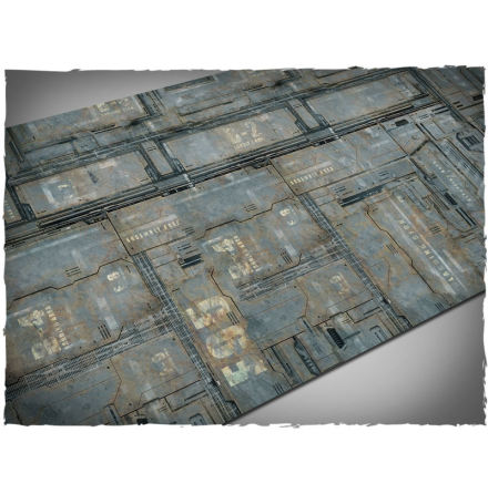 Game mat – Space Hulk 44x90 inch