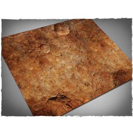 Game mat – Red Planet 44x60 inch
