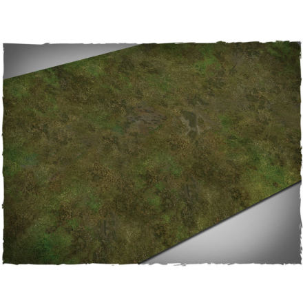 Game mat – Muddy Field 44x90 inch