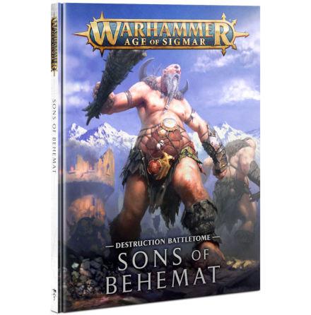 BATTLETOME: SONS OF BEHEMAT (ENG)