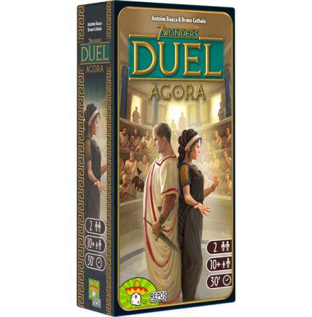 7 Wonders Duel Agora Exp.