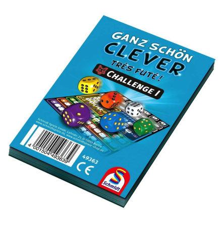 Ganz Schön Clever - Challenge Block