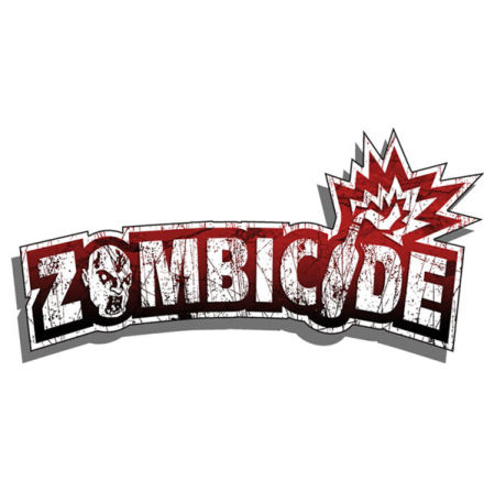 Zombicide 2nd Edition Special B&W dice (Release Q1 2021)