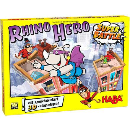 Rhino Hero Super Battle (SE)