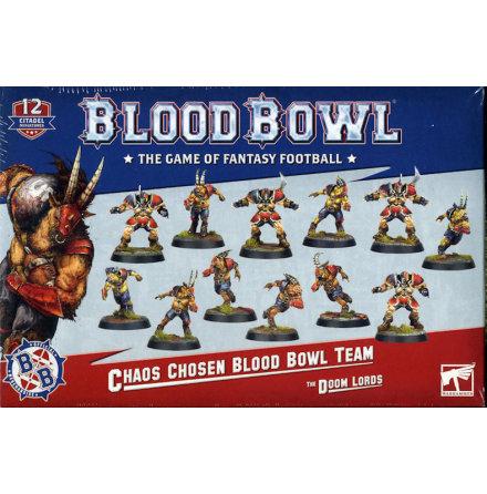 BLOOD BOWL: CHAOS CHOSEN TEAM (2020)