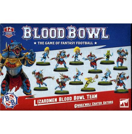 BLOOD BOWL: LIZARDMEN TEAM (2020)