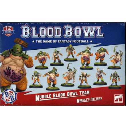 BLOOD BOWL: NURGLE TEAM (2020)