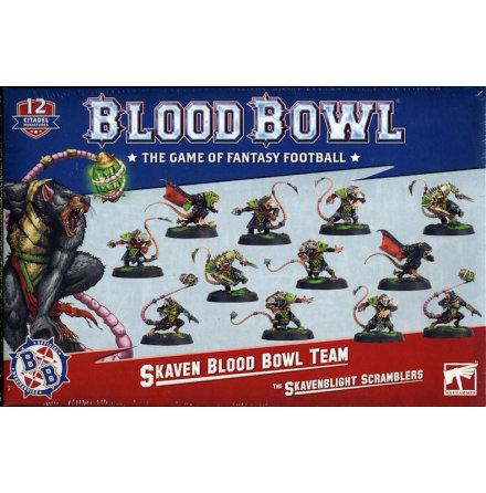 BLOOD BOWL: SKAVEN TEAM (2020)