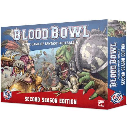 BLOOD BOWL: BASIC GAME 2nd Ed (ENG)