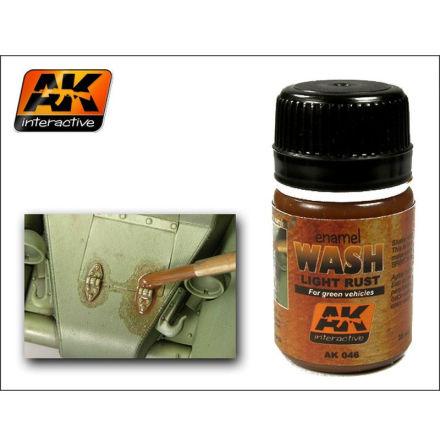 AK 046 Light Rust Wash (35mL)