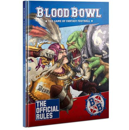 BLOOD BOWL: RULEBOOK (2020, ENGLISH)