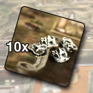 Stone tokens (10)