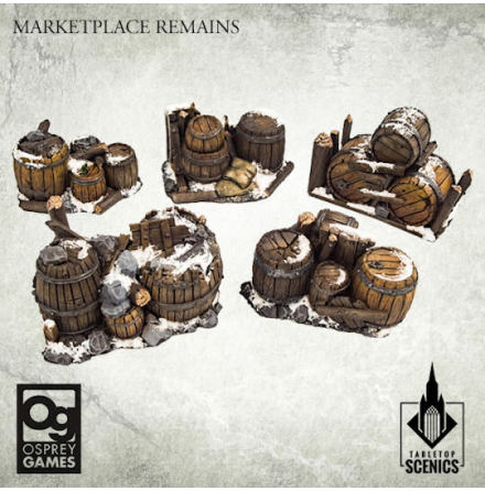Marketplace Remains