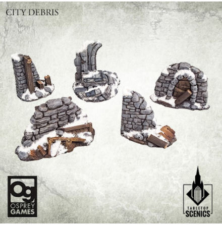 City Debris