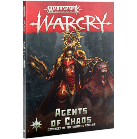 WARCRY: AGENTS OF CHAOS (ENG)