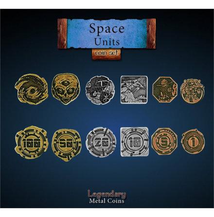 Space Units Set