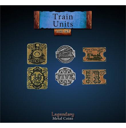 Train Units Set
