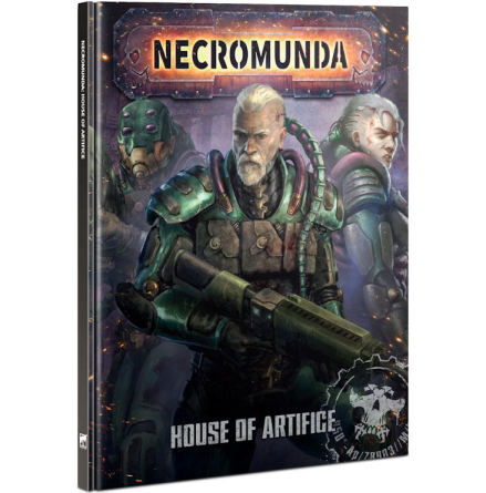 NECROMUNDA: HOUSE OF ARTIFICE (ENGLISH)