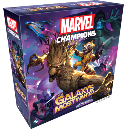 Marvel Champions: Galaxys Most Wanted