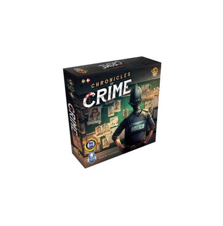 Chronicles Of Crime DK/SE
