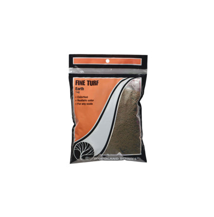 FINE TURF EARTH (353 cm3 in Bag)